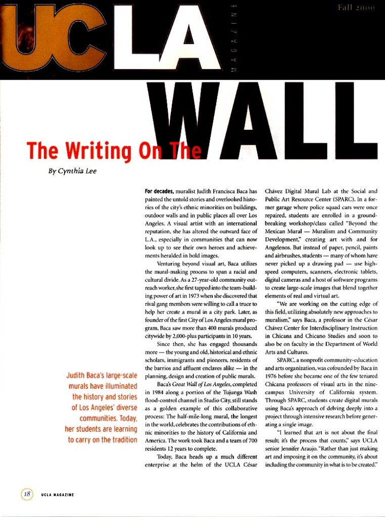 the writing magazine